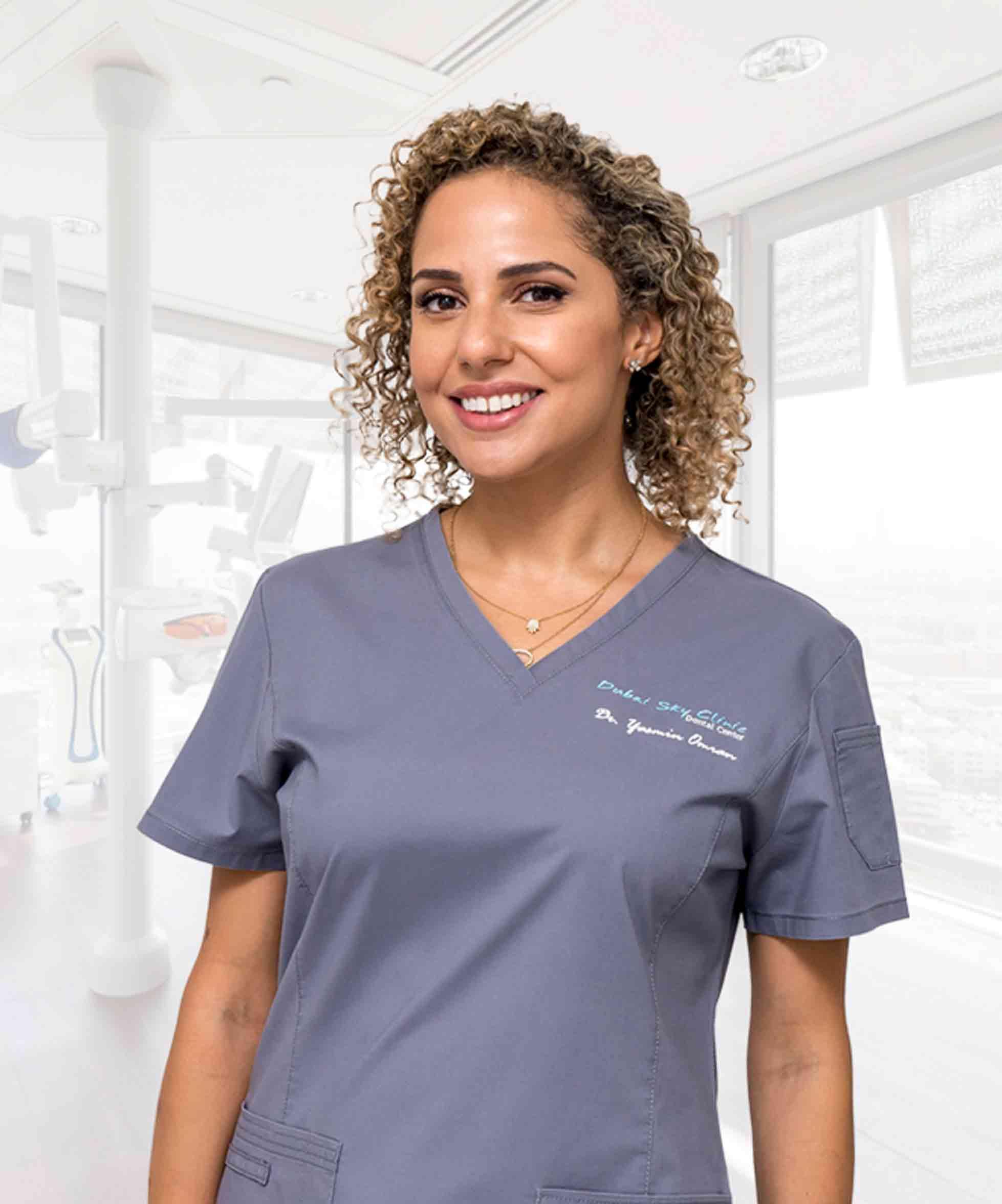 Dr. Yasmin Omran, General and Cosmetic Dentist